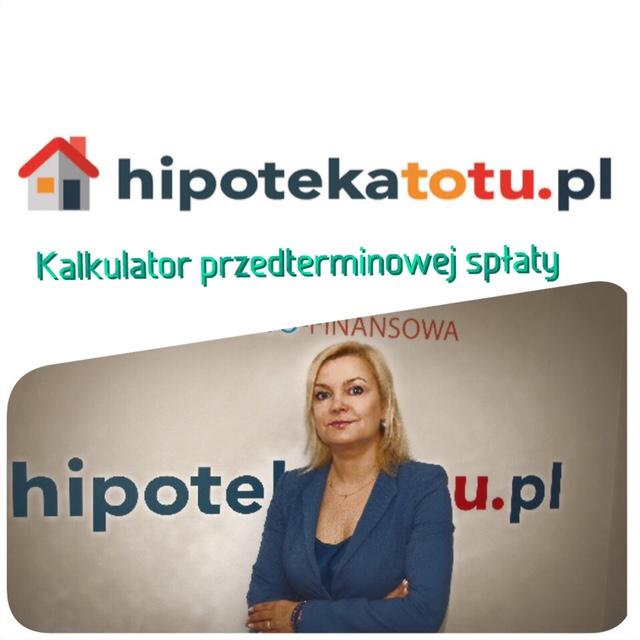 Zespół HipotekaToTu przedstawia przydatny kalkulator dot. zwrotu prowizji za nadpłacony kredyt.
